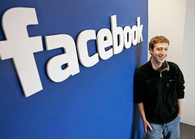 Para Pemilik Saham Facebook