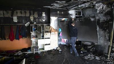 Israelense é condenado a três anos de prisão por incêndio em escola árabe