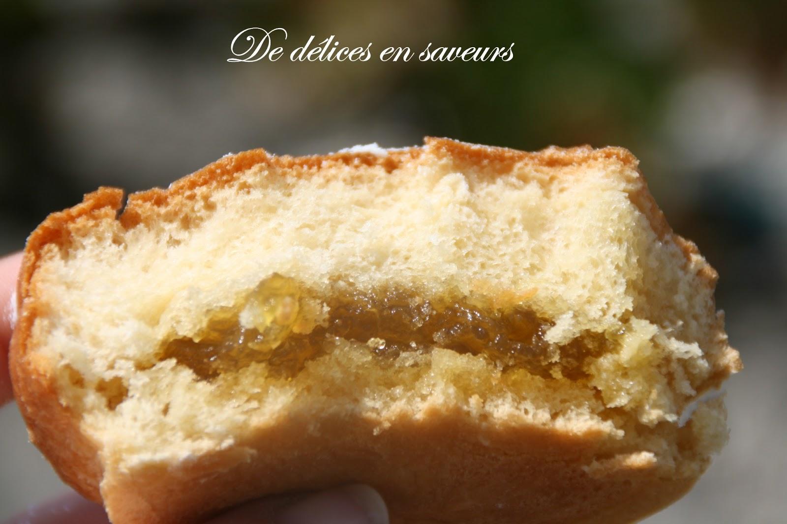 Beignets au four blogs de cuisine - Recette beignet levure de boulanger ...