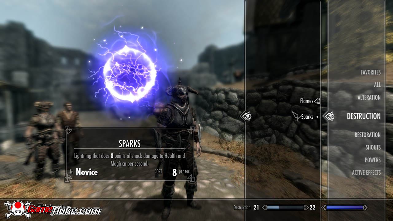 Interface Design The Elder Scrolls V Skyrim Interface