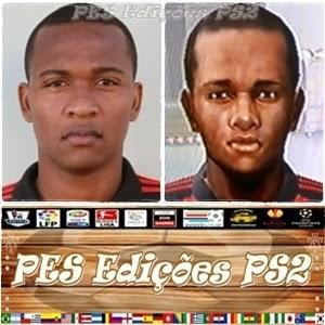Samir (Flamengo) PES PS2