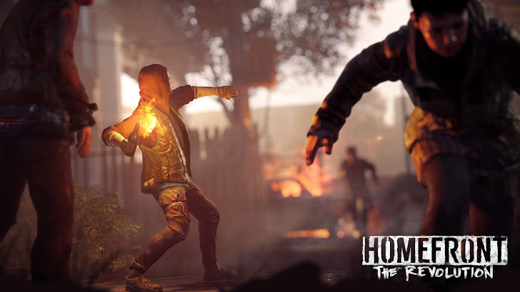 Homefront Game The Revolution