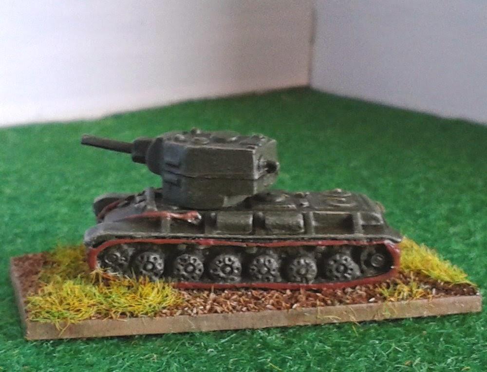 Russian KV 2 picture 2