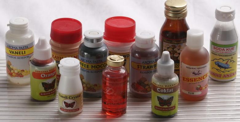 ... aroma+dan+pengembang Mengenal Fungsi & Kegunaan Bahan Kue untuk Pemula