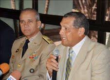 """Pared Pérez realizará el golpe de apertura del """"V Clásico de Golf de las FFAA 2012"""""""