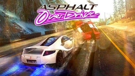 Asphalt Overdrive Mod Apk + Data Game For Android