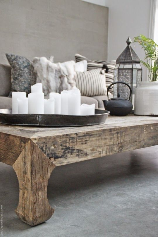 Low Lying Seating Is A Part Of Moroccan Culture. A Rustic Low Lying Wooden  Moroccan Style Centre Table With Curved Legs Is The Ideal Furniture Piece  To Tie ...