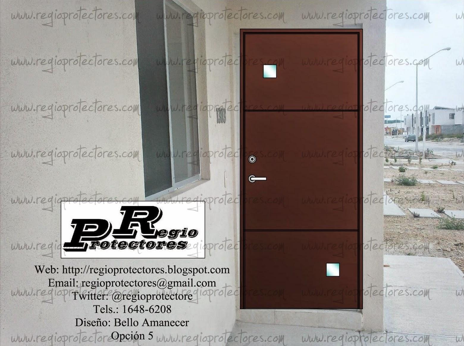 Regio protectores foto montaje de puerta principal - Montaje de puertas ...