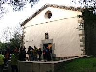 Façana principal de Sant Lleïr