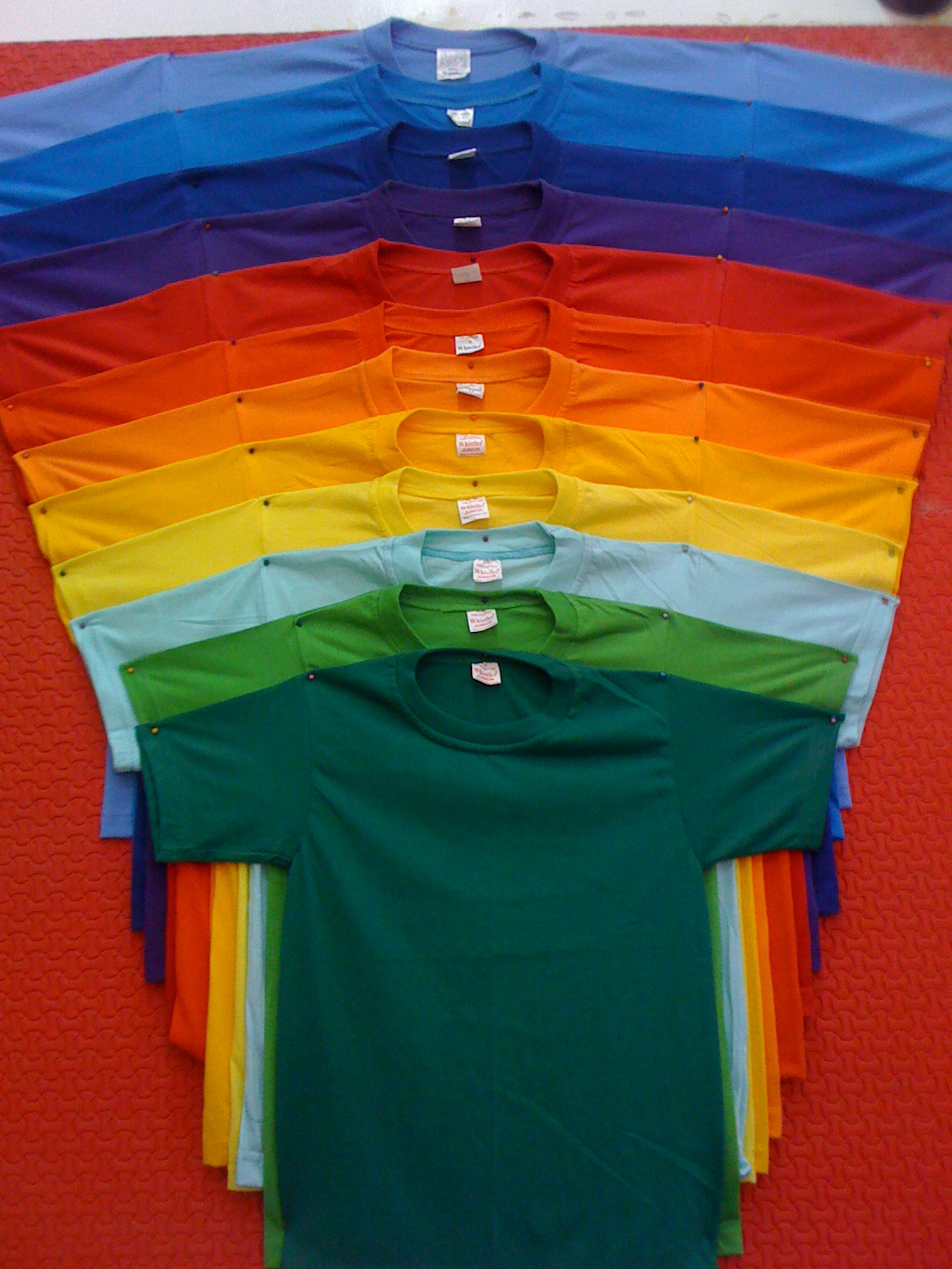 Wholesale plain shirts in manila for Plain t shirt wholesale philippines