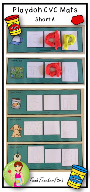 https://www.teacherspayteachers.com/Product/Play-Doh-Playdough-CVC-Mats-Short-A-2184851