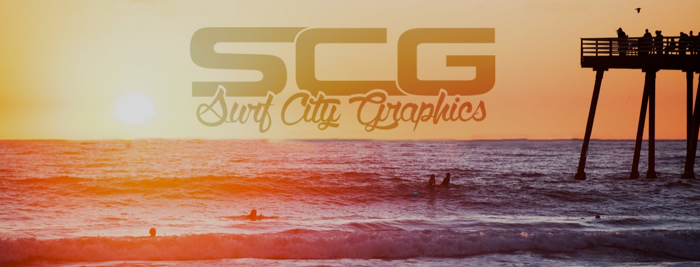 SCG - Surf City Graphics