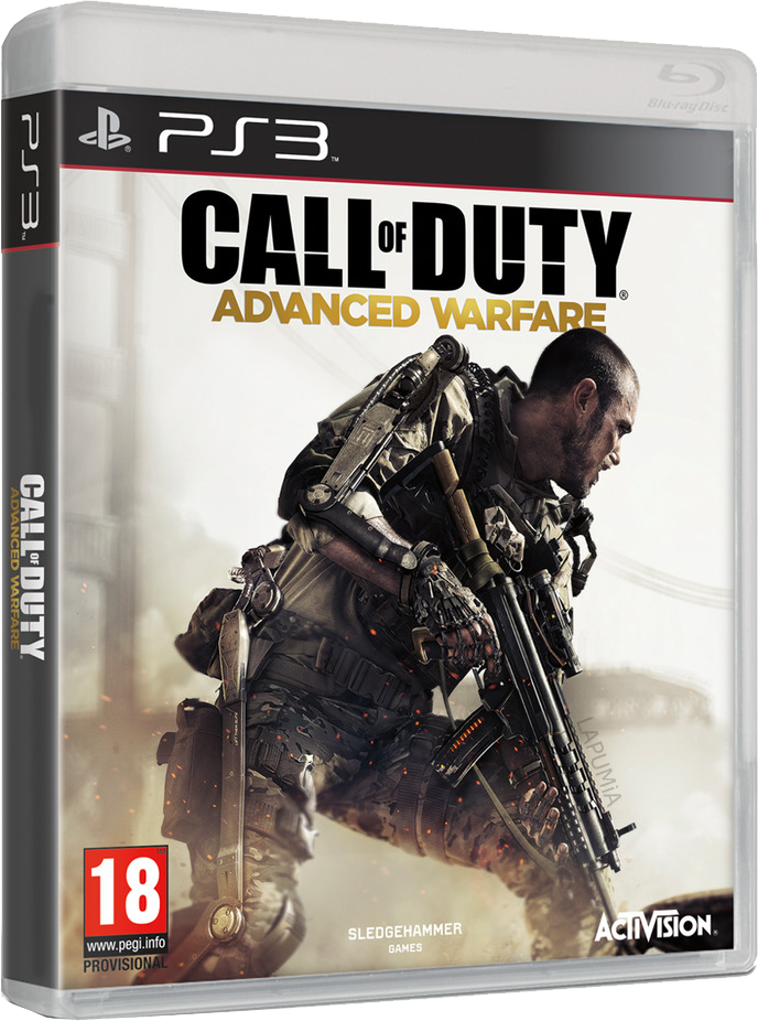 Call of Duty Advanced Warfare PS3 Torrent