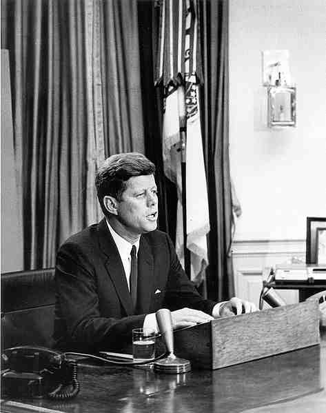 an introduction to the history of president kennedy