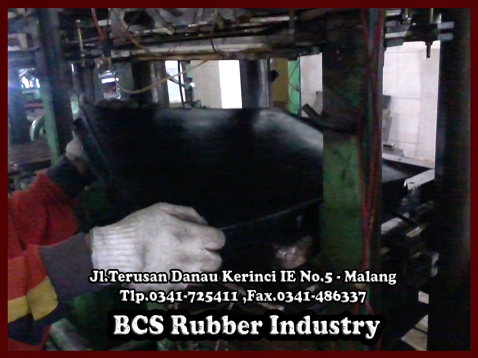 """Elastomer Bearing Pads """"BCS Rubber Industry"""" Elastomeric Bearing Pads,Bantalan Jembatan,Karet Bantalan Jembatan"""