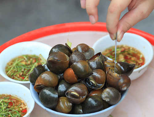 Các món ăn dân gian được ưa thích ở Hà Nội, am thuc, mon ngon ha noi, mon an dan da, quan an binh dan, diem an uong ngon