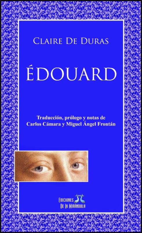 Édouard - Claire de Duras