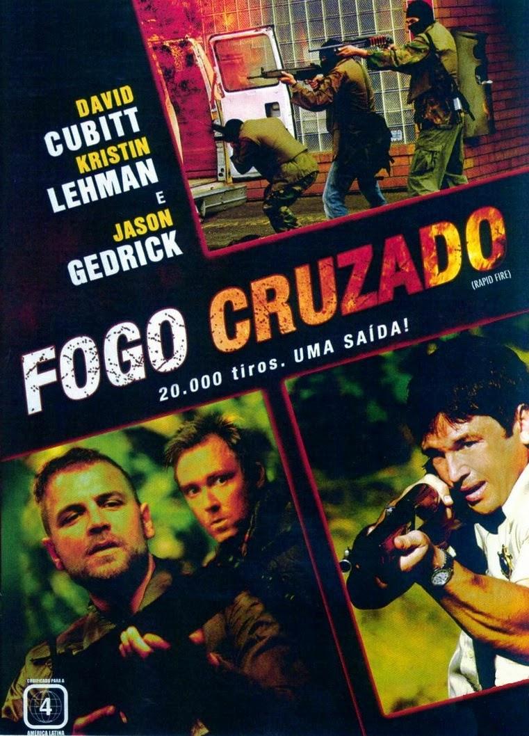 Fogo Cruzado – Dublado (2006)
