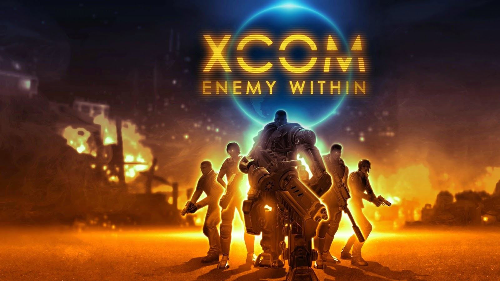 XCOM: Enemy Within v1.2.0 + (Mod) [Link Direto]