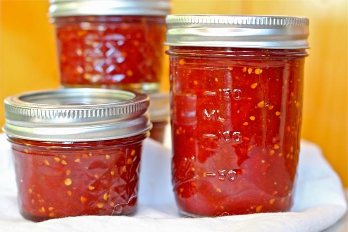 Tomato jam | Yankee Kitchen Ninja