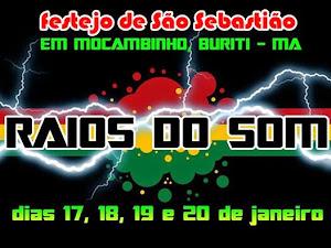 FESTEJO DE SÃO SEBASTIÃO NO POVOADO MOCAMBINHO