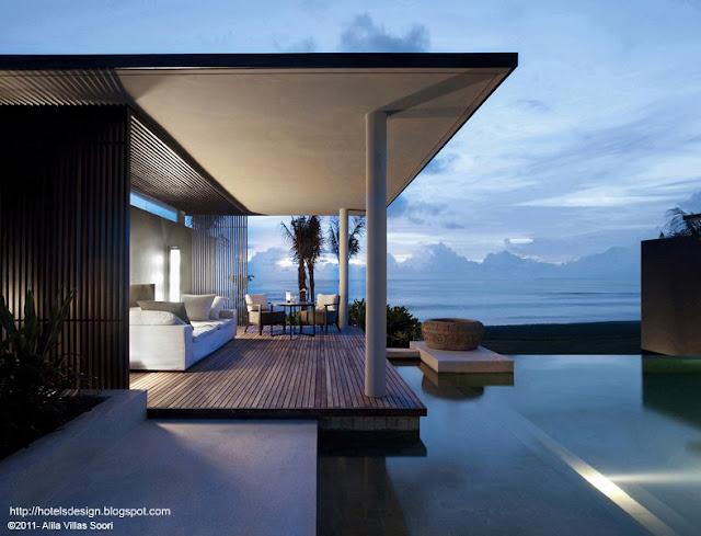 les plus beaux hotels design du monde h tel alila villas soori by scda architects bali. Black Bedroom Furniture Sets. Home Design Ideas