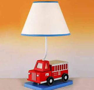 Lampu Tidur Anak Lucu Bentuk Mobil