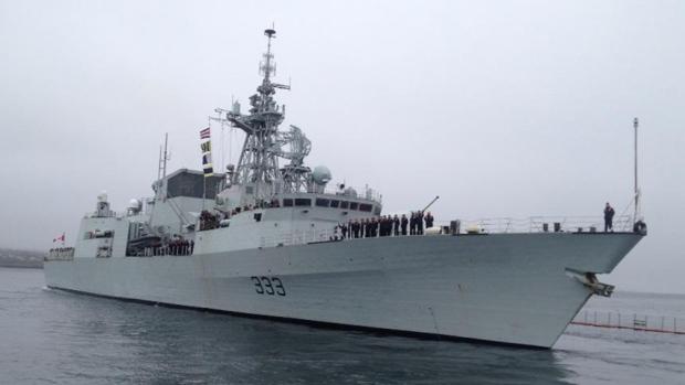 HMCS Toronto 333