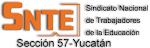 SNTE 57 Yucatán