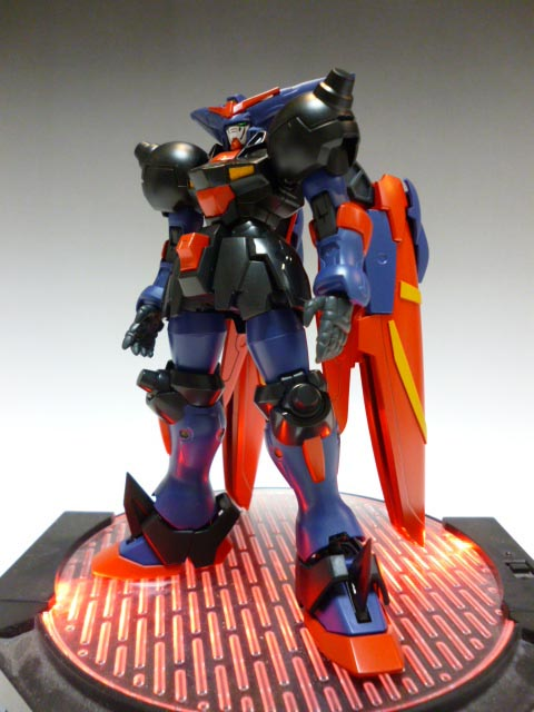 HGFC Master Gundam Fuuunsaiki images