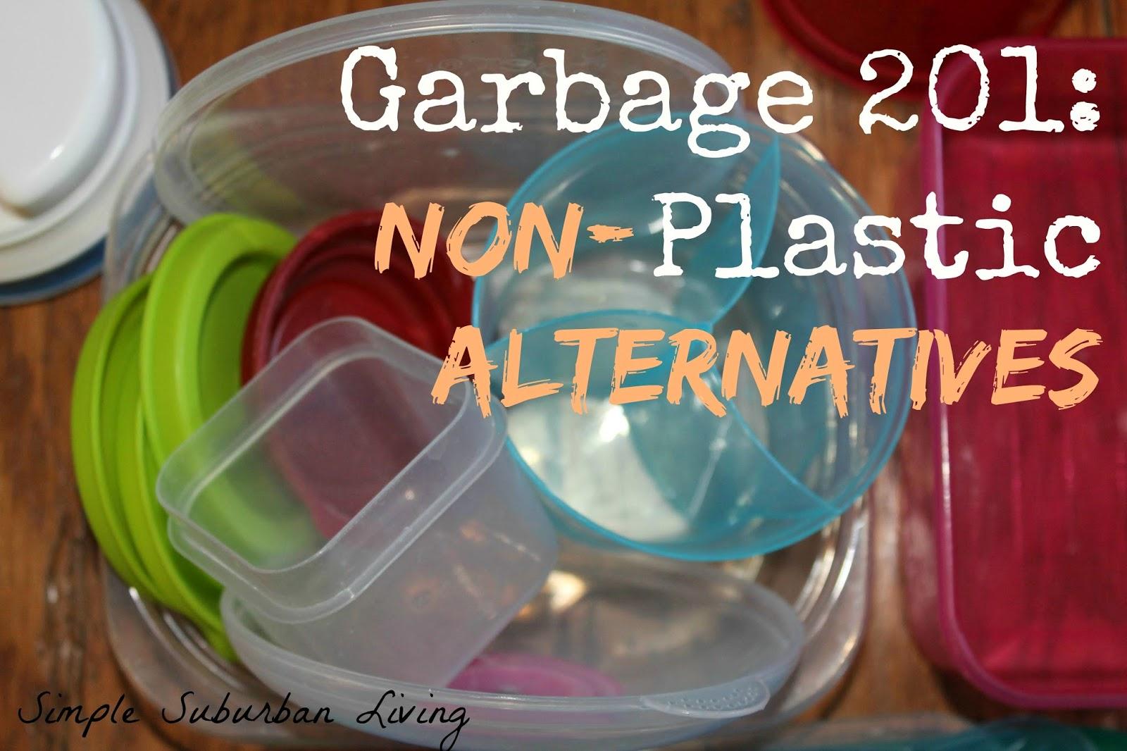 Garbage 201 Non Plastic Alternatives For Around The Kitchen