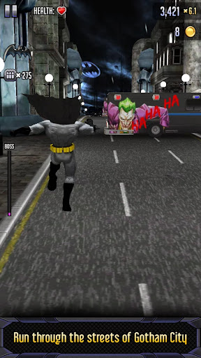 Batman & The Flash: Hero Run Apk Android