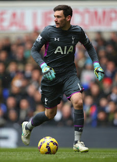 Hugo Lloris 2015