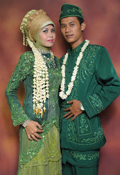 WEDDING MEGA (ega) & AYUB