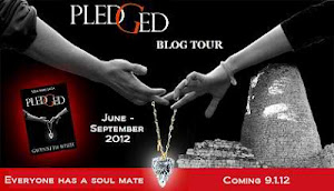 Pledged Blog Tour!