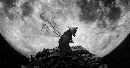 El arte digital de Nick Pedersen. Sumeru