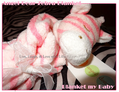blanket for baby lovie, review