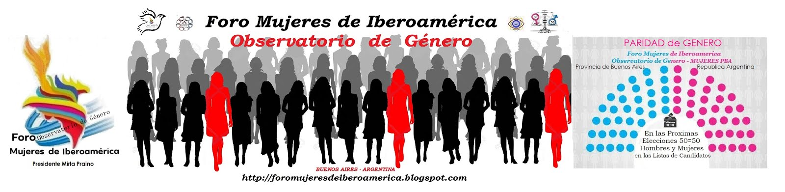 Foro Mujeres de Iberoamerica -                                 - Observatorio de Genero