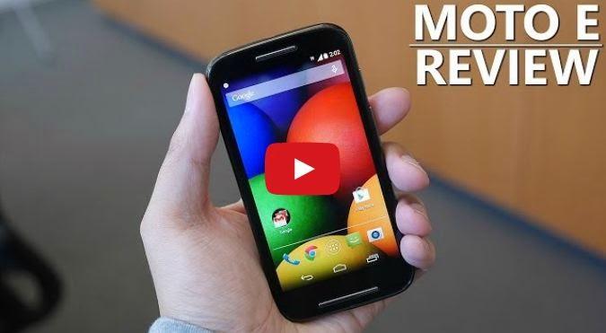 Motorola Moto E Full Review