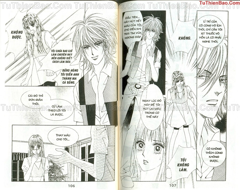 Ma cà rồng hộ mệnh Chapter 10 - Trang 51