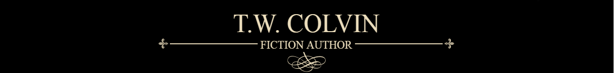 Fiction Author T.W. Colvin