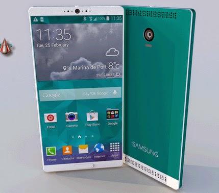 Smartphone Samsung keluaran terbaru