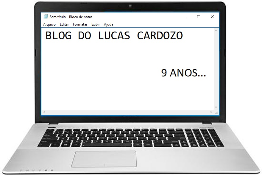 BLOG DO LUCAS CARDOZO