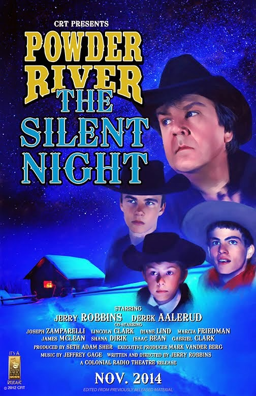 POWDER RIVER The Silent Night