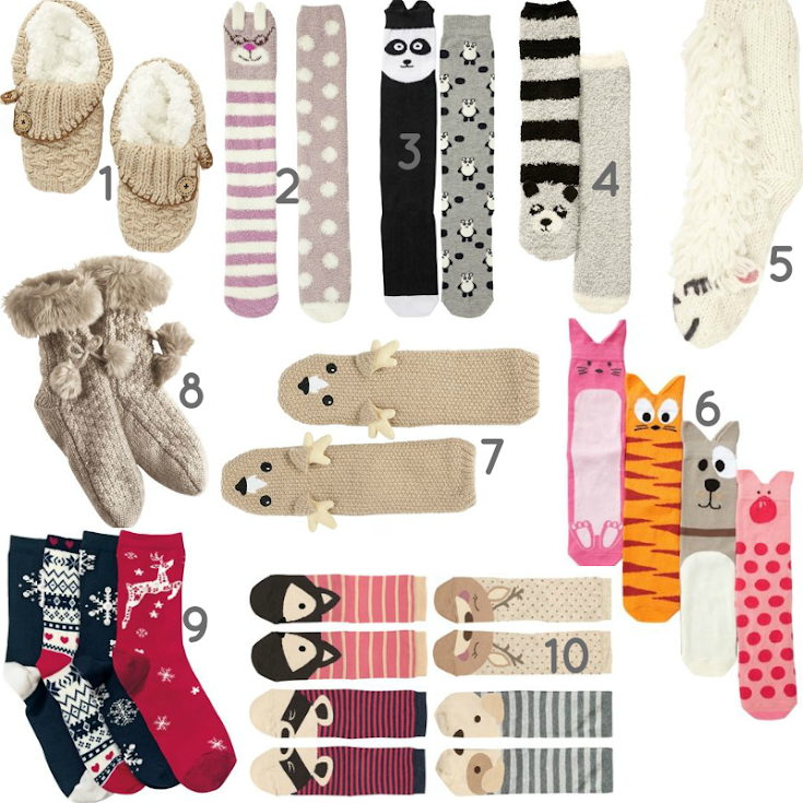 Cosy Socks!