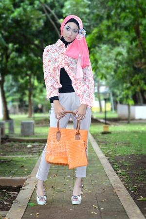 Model Busana Muslim Trendy dan Modern