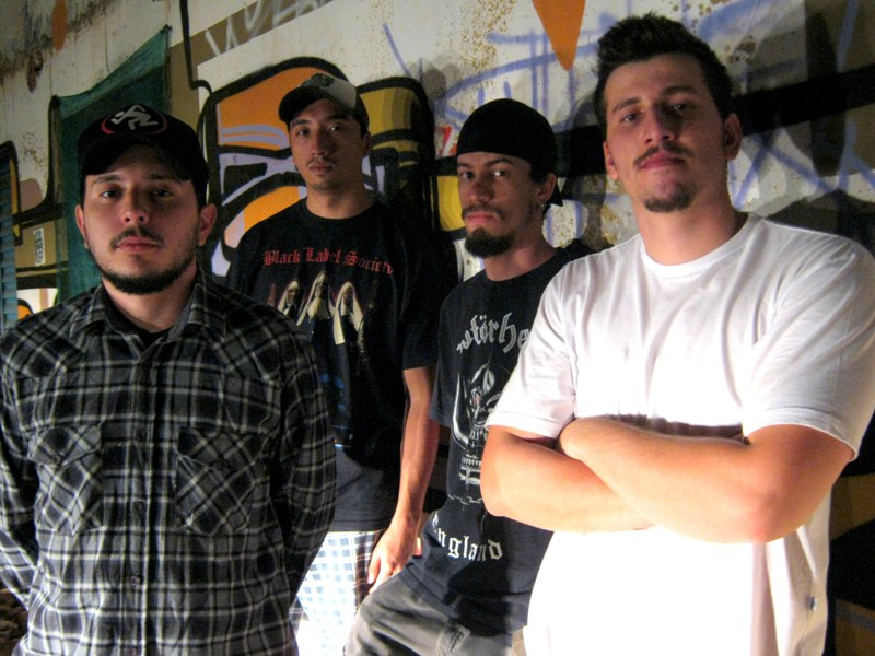 Myspace da banda Mata-Burro