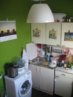 Итоговый вариант отремонтированный кухни в эксплуатации