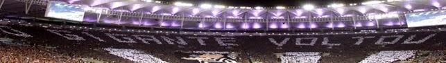 A LENDA - clique na imagem e faça um tour pela gloriosa história do Botafogo