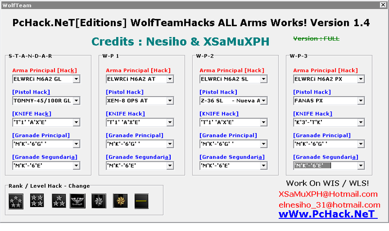 Wolfteam Envanter Hack Reload v1.5.1 Hilesi indir